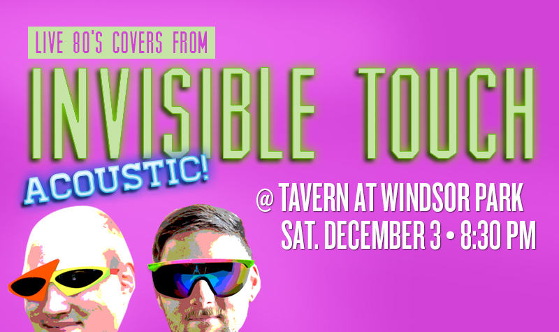 tavern at windsor park invisible touch